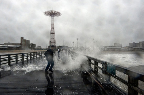 Hurricane Sandy Photograph 15
