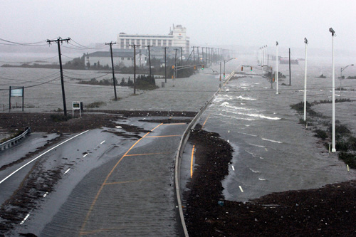 Hurricane Sandy Photograph 19