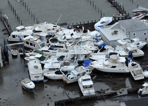 Hurricane Sandy Photograph 20