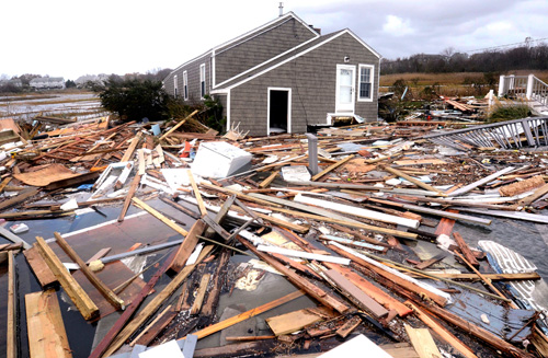 Hurricane Sandy Photograph 21
