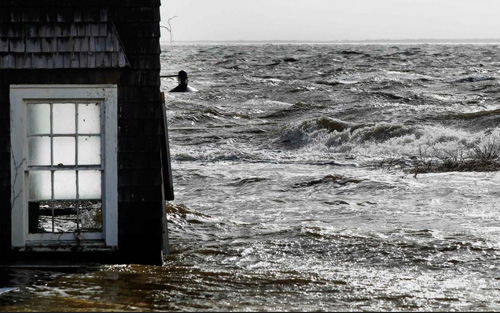 Hurricane Sandy Photograph 3