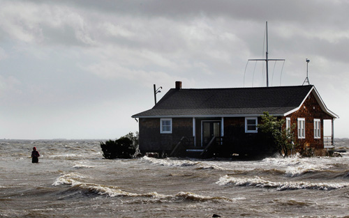 Hurricane Sandy Photograph 35