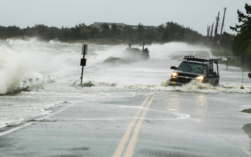 Hurricane Sandy Photograph 36