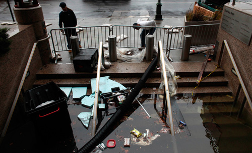 Hurricane Sandy Photograph 38