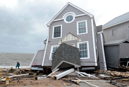 Hurricane Sandy Photograph 43