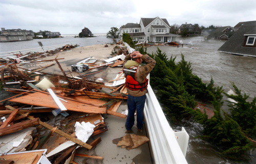 Hurricane Sandy Photograph 45