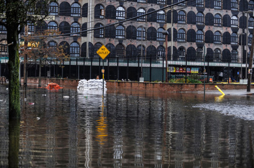 Hurricane Sandy Photograph 9