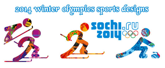Designs for Winter Olympics 2014