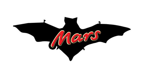 Mars Bar Helloween Logo